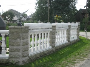 betonska ograja